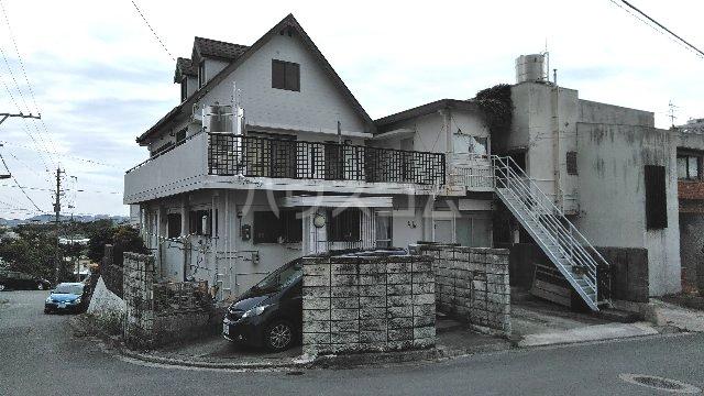 呉屋住宅外観写真