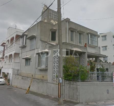 赤嶺貸住宅外観写真