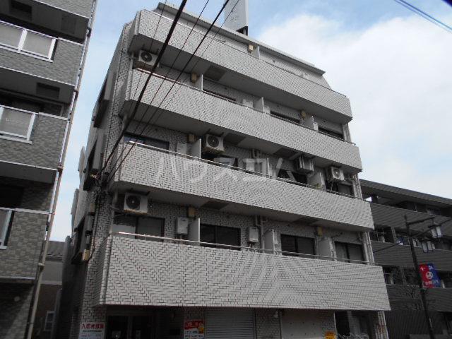 東菱八幡町マンション外観写真