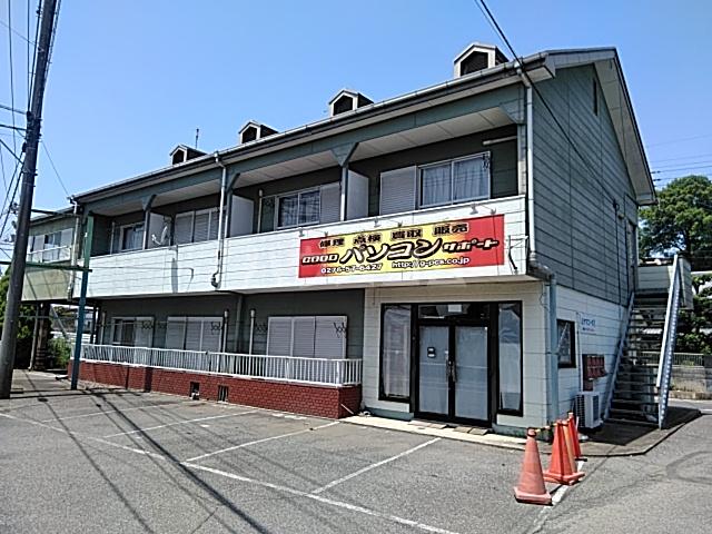 ミヤマコーポⅡ外観写真
