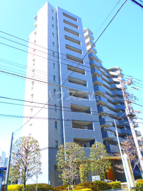 川口パークハウス外観写真