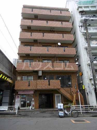 ライオンズマンション鶴見第2外観写真
