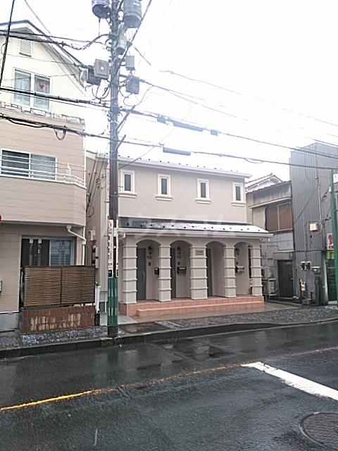 アン・ココ綱島台外観写真