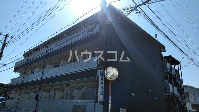 リブリ・ピーチテラス金澤八景外観写真