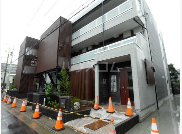 リブリ・サテライト東京外観写真