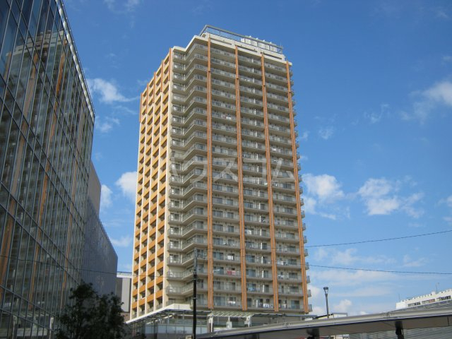 プラウドタワー武蔵小金井外観写真