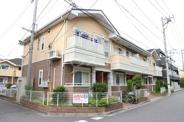 フィデールシティ戸田・壱番館外観写真