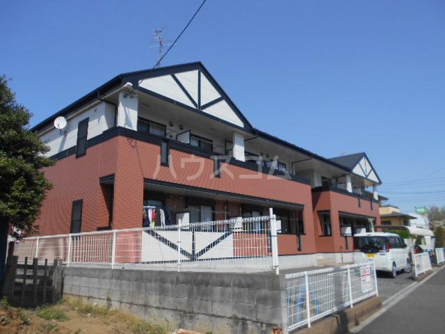 エバ-グリ-ン本宿外観写真