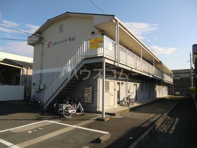 シティハイツKei外観写真