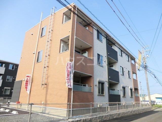 コートハウス安塚Ⅱ外観写真