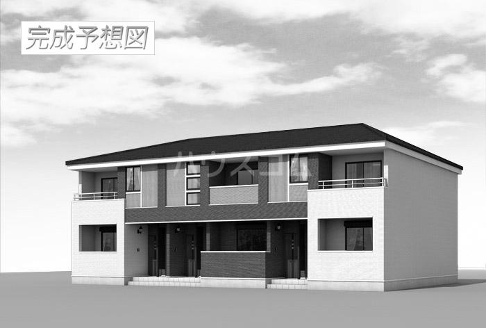 礼羽アパート(022264401)外観写真