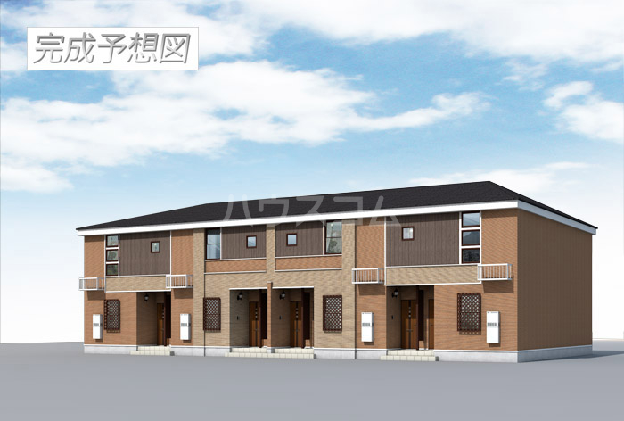 礼羽アパート(022264402)外観写真