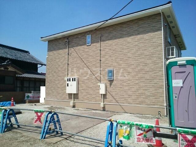 川曲町アパート外観写真