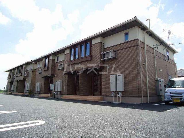 吉岡町アパート外観写真
