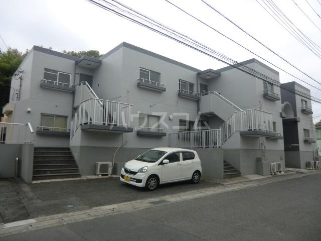 新横浜グリーンテラス外観写真