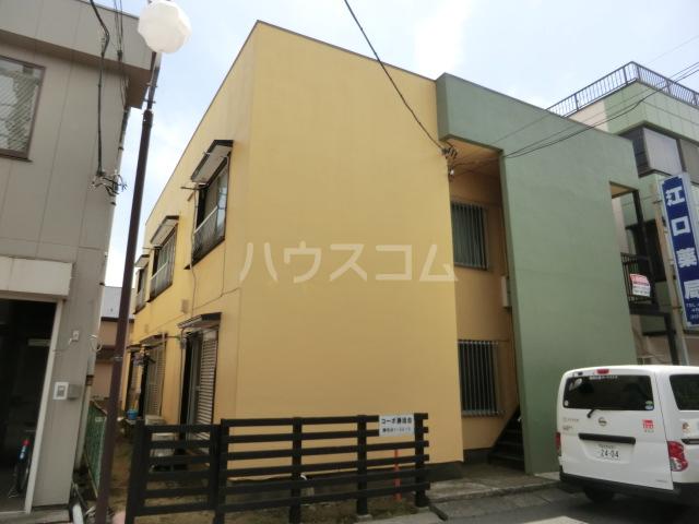 コーポ勝田台外観写真