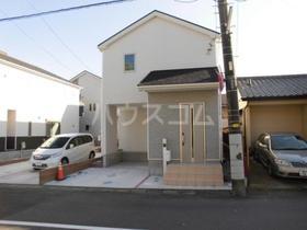 クレイドルガーデン平塚市中里第4 1号棟外観写真