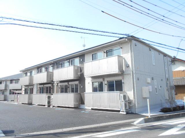 (仮)D-roomウィットS宮子町 A外観写真