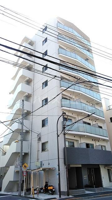 SHOKEN Residence東京八広外観写真