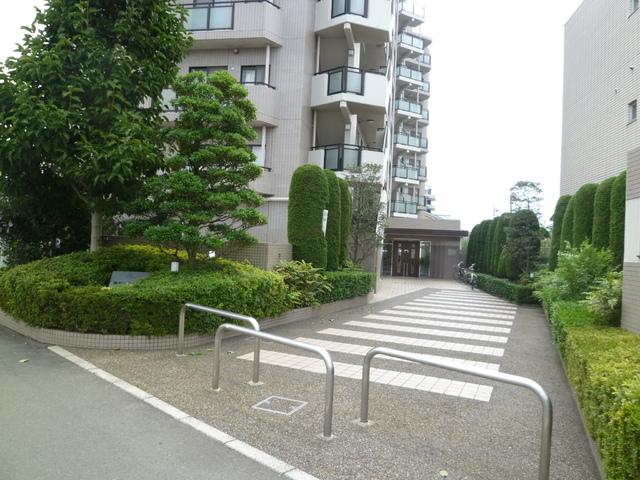 藤和シティコープ所沢外観写真