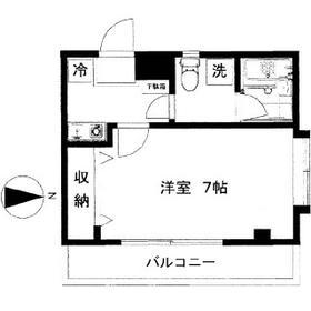 コンフォート鈴木 301号室の間取り